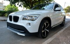 BMW X1 2,0L diesel